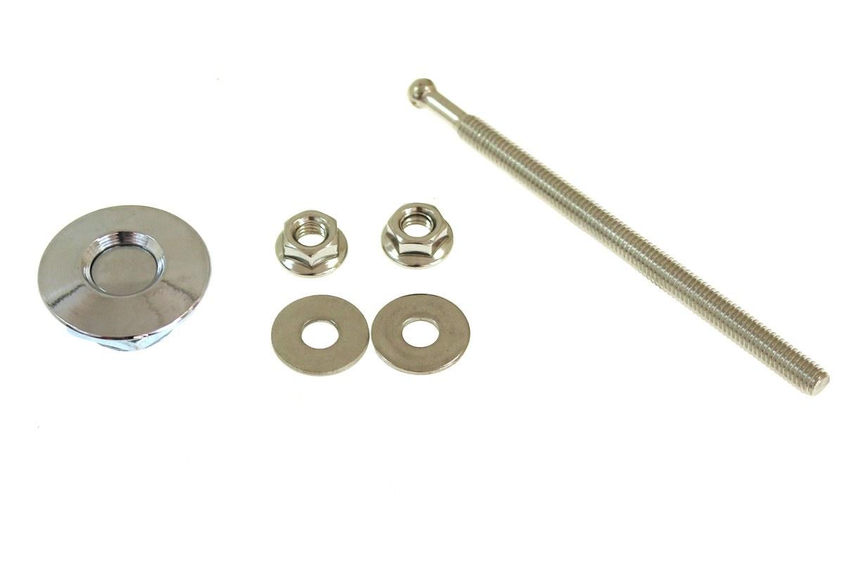 Zapinki zderzaka Mini Quick Silver - GRUBYGARAGE - Sklep Tuningowy